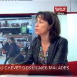 Plan d'urgence de la SNCF, mon interview sur Public Sénat