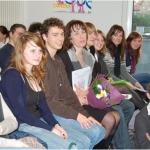 Place des femmes en politique : visite au lycée Schuré de Barr
