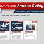 Lancement du site www.annees-college.fr !