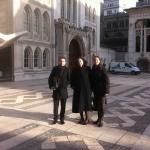Taxation des transactions financières: déplacement à Londres