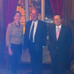 Taxation des transactions financières : présentation du rapport d'étape au Sénat, suite à mon déplacement à La City de Londres