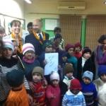 Compte rendu de mon déplacement en Inde: Quatrième journée