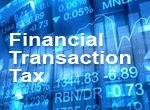 Taxe européenne sur les transactions financières : Présentation de mon rapport d'étape