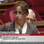 Questions d'Actualité au Gouvernement: le contrat triennal pour Strasbourg