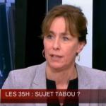 Les 35H: sujet tabou? mon intervention sur Public Sénat