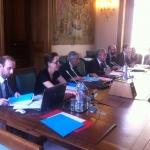 J'ai présenté cette semaine à la Commission des Finances le rapport de mon déplacement au Maroc