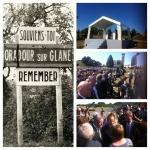 Visite commune des présidents GAUCK et HOLLANDE à Oradour-sur-Glane : Une mémoire européenne partagée