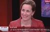 Invitée du 22h de Public Sénat: «Je suis beaucoup sur le terrain, les français ont le sentiment qu'il n'y a pas de cap»