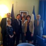 La mission parlementaire sur la coopération transfrontalière dévoile ses premières propositions