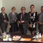 Déplacement en Allemagne : mon rapport sur l'aide publique au développement