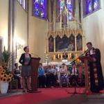 Fête annuelle du Liebfrauenberg à l'église de la Paix de Froeschwiller