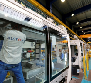 Fin de la production sur le site Alstom de Belfort