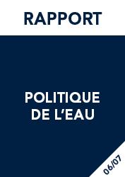 POLITIQUE DE LEAU 07