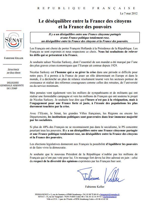 France des citoyens, France des pouvoirs