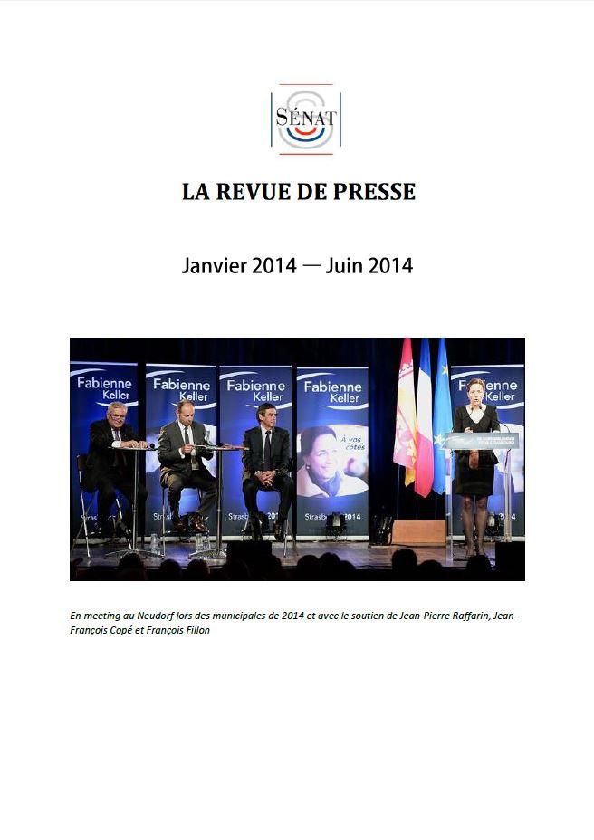 Revue de presse 2014-1