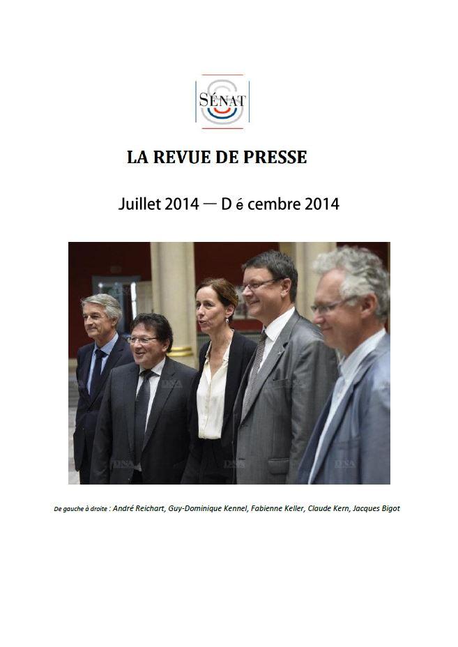 Revue de presse 2014-2